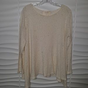 Anthropologie Puella Tunic Pullover